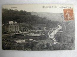 GUILLERVAL - Le Château - France