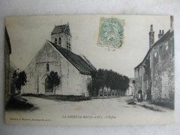 LA FORET LE ROI - L'église - France