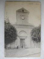 SAINTRY - L'église - France