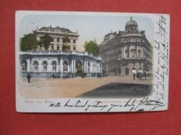 Gruss Aus Wien Has Stamp & Cancel Ref 3706 - Vienna