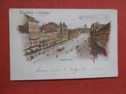 Pozdrav Z Prahy Ref 3706 - Vienna