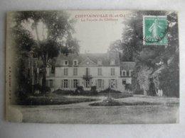 CHEPTAINVILLE - La Façade Du Château - Other Municipalities