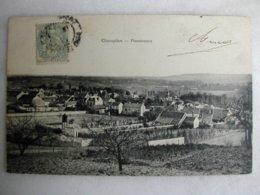CHAMPLAN - Panorama - France