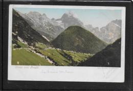 AK 0357  Gruss Vom Predil ( Passhöhe Bei Raibl , Tarvis ) - Verlag Leon Um 1900-1910 - Udine