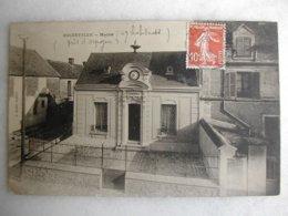 GUIBEVILLE - Mairie - France