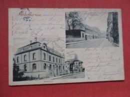 Germany > Rhineland-Palatinate >  Gruss Aus   Kusel     Has Stamp & Cancel   Kusel   Ref 3706 - Kusel
