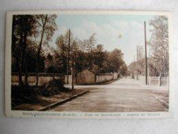 MORSANG SUR ORGE - Parc De Beauséjour - Avenue Du Muguet - Morsang Sur Orge