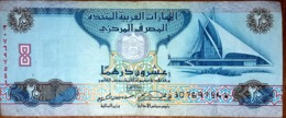 20 Dirhams 2007 United Arab Emirates En Excellent état - Emirats Arabes Unis