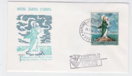 San Marino 1966 FDC Europa CEPT  (G104-45) - Europa-CEPT