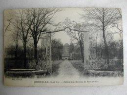 BOUVILLE - Entrée Du Château De Farcheville - France
