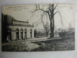 BOISSY SOUS SAINT YON - Orangerie Du Château De M. Hardouin - Eglise Et Mairie - Other Municipalities