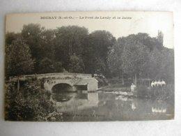 BOURAY - Le Pont De Lardy Et La Juine - Other Municipalities