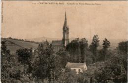 3PSPS 11. CHATEAUNEUF DU FAOU - CHAPELLE DE NOTRE DAME DES PORTES - Châteauneuf-du-Faou