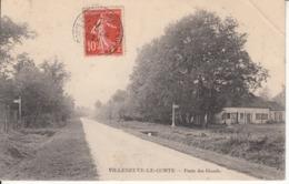 77 - Villeneuve Le Comte - Poste Des Glands - Maison Forestière - 1910 - Autres Communes