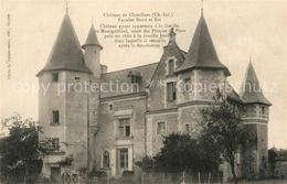 13594628 Meursac Chateau De Chatellars Facades Nord Et Est Meursac - Non Classés