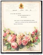 TELEGRAMME DE 1939, ROSES. (4FL38) - Stamped Stationery
