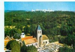 Gometz Le Chatel - Vue Aérienne Sur L' Eglise   AW 410 - Autres Communes