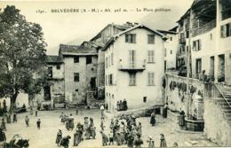 Belvédère La Place Publique - Belvédère