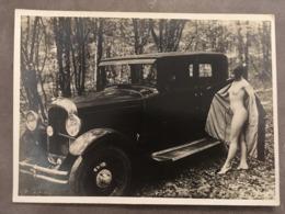 PHOTOGRAPHIE NU NUDE NAKED - Fine Nude Art (1921-1940)