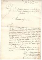 24478 - LAC 1808 De CORFOU Du GOUVERNEUR - 1801-1848: Précurseurs XIX
