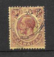 King George V : 1912-20 : N°66 Chez YT. (Voir Commentaire) - Jamaica (...-1961)