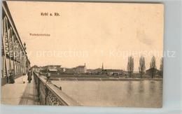 43322541 Kehl_Rhein Verkehrsbruecke Kehl_Rhein - Kehl