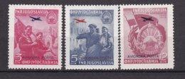 Yugoslavia - 1949 Year - Michel  575/7- MNH - 45 Euro - 1945-1992 Repubblica Socialista Federale Di Jugoslavia