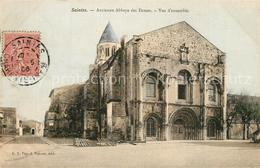 13582613 Saintes_Charente-Maritime Ancienne Abbaye Des Dames Vue D'ensemble Sain - France