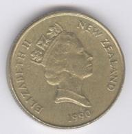 NEW ZEALAND 1990: 1 Dollar, KM 78 - New Zealand