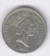 NEW ZEALAND 1989: 5 Cents, KM 60 - New Zealand