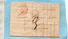 BÄLE Par MULHOUSE Le 14/11/49 Pour LYON,avec Correspondance. - Marcophilie (Lettres)