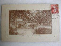 SAINT MICHEL SUR ORGE - Un Pont Sur L'Orge - Saint Michel Sur Orge