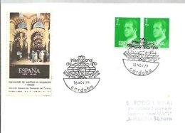 MATASELLOS 1979 CORDOBA - 1931-Hoy: 2ª República - ... Juan Carlos I