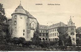 ALLEMAGNE  LAUBACH  Gräfliches Schloss - Laubach