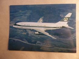 AER LINGUS   B 737-200     AIRLINE ISSUE / CARTE COMPAGNIE - 1946-....: Modern Era