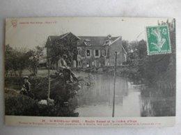 SAINT MICHEL SUR ORGE - Moulin Bassel Et La Rivière L'Orge (animée) - Saint Michel Sur Orge