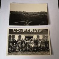 Ameland /2 Fotokaarten Hesse Link // Coöperatie (excelsior) 19?? - Ameland