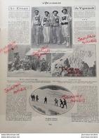 1904 CAUTERETS - LE CIRCUIT DU VIGNEMALE - LA VIE AU GRAND AIR - 1900 - 1949