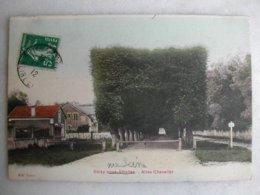 SOISY SOUS ETIOLLES - Allée Chevalier - France
