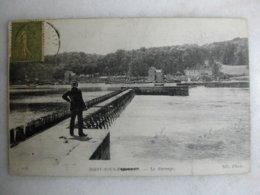 SOISY SOUS ETIOLLES - Le Barrage - France