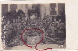 ( 08 ) - Rethel  Carte Photo Allemande 1°  Guerre - Rethel