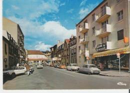 TAVERNY. CP Rue De La Gare - Taverny