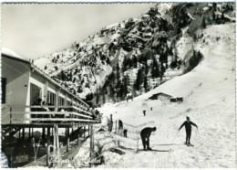 SCHILPARIO  BERGAMO  Châlet Conca Epolo  Funivia Pinardi  Sciatori  Sci  Ski - Bergamo