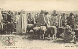 CPA MAROC Geiser TAOURIRT Un Coin Du Marche (69072) - Maroc