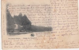 OVERMERE DONK / CHALET DU NENUPHAR  1901 - Berlare