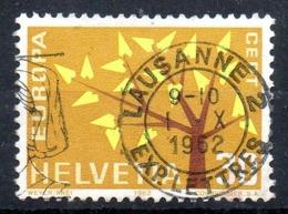 SUISSE. N°698 Oblitéré De 1962. Europa'62. - Europa-CEPT