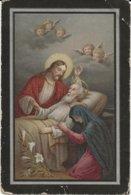 DP. JOANNA VAN DER VEEN ° STOPPELDIJK 1842- + ST JAN STEEN 1912 - Religion &  Esoterik