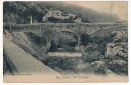 CPA - AURIOL (B Du R) - Pont Saint Claude - Auriol