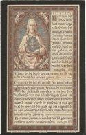 DP. JOANNES NOOTEBOOM ° ADEGHEM 1844- + BRUGGE 1899 - 27 JAAR DIENSTKNECHT IN KLOOSTER ZUSTERS VAN LIEFDE - Religion & Esotérisme