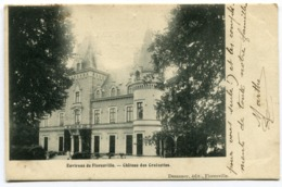 CPA - Carte Postale - Belgique - Florenville - Château Des Croizettes - 1908 (I10404) - Florenville